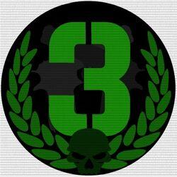 3rd Strike Regiment logo
