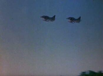 Skyhawk-dove