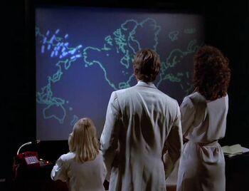 Radar tracks-moffetts ghost