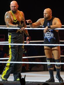 Doc Gallows & Karl Anderson