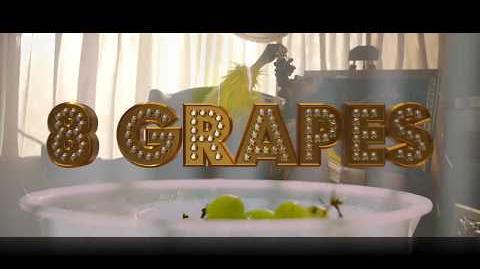 Ryan Higa - 8 Grapes ft David Chou. David Choi (Music Video)