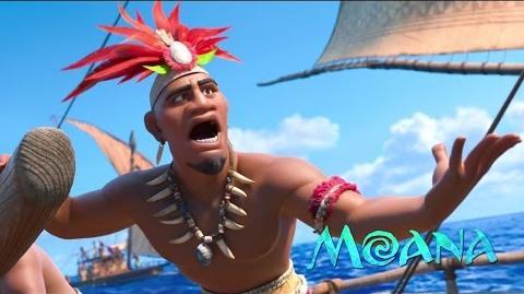 🌊 Moana - We Know the Way Audio Version with Movie Scene Lyrics on subtitles HD-1