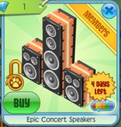 Epic-Concert-Speakers-Orange
