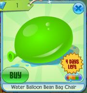 Light green wbc