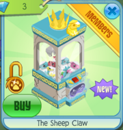 The Sheep Claw