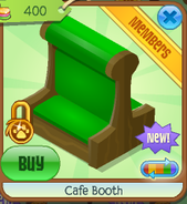 Cafe booth 2