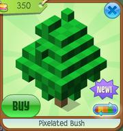 Shop Pixelated-Bush Green