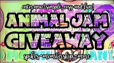 *OPEN* RARES HUGE ANIMAL JAM GIVEAWAY! 6 MONTH MEMBERSHIP, SPIKES & MORE! MUST JOIN! Frondee