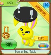 Bunny End Table5