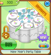 New-Years-Shop New-Years-Party-Table White