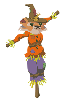 Scarecrowtransparent