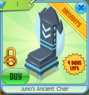 Junos Ancient Chair