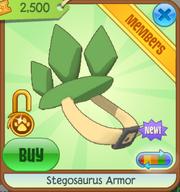 Green steg armor