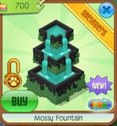 Mossy Fountain7