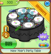 New-Years-Shop New-Years-Party-Table Black