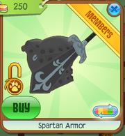 Shop Spartan-Armor Grey-Blue