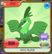 Miraplushgreen