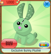 Exclusive bunny plushie 9