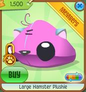 Large-Hamster-Plushie Pink Shop