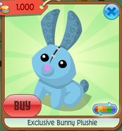 Exclusive bunny plushie 4