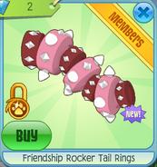 Friendshiprockertailrings