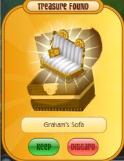 Grahams sofa