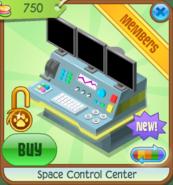 Shop Space-Control-Center Yellow