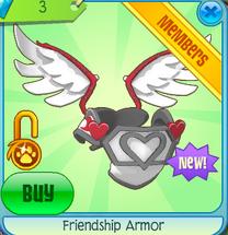 FriendshipArmor