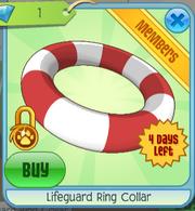 Lifeguard collar