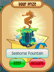 SeahorseFountain