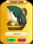 Phantom-Portal Fox Shark-Fin Green