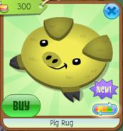 PigRug Yellow(6)