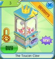 The-Toucan-Claw