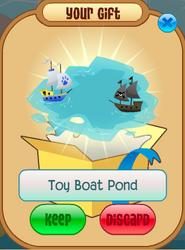 ToyBoatPond