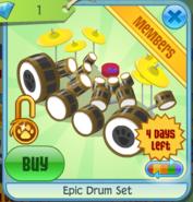 Epic-Drum-Set-Black