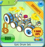 Epic-Drum-Set-Blue