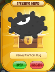 Heavyphantomrug