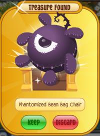 PhantomizedBeanBagChair