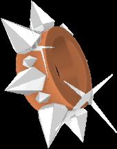 DiamondSpikedWristband3