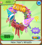 New-Years-Shop New-Years-Wreath Pink