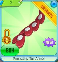 FriendshipTailArmor