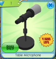 Tablemicrophone