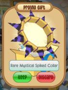 RareMysticalSpikedCollar