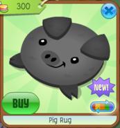 PigRug Black(7)