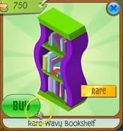 RIMWavyBookshelf