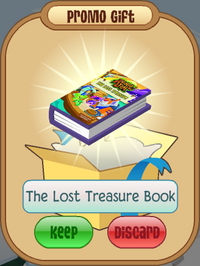 LostTreasureBook