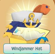 Windjammer-Hat