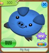 PigRug Blue(9)
