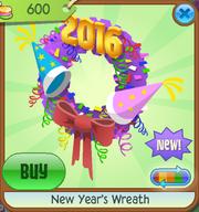 New-Years-Shop New-Years-Wreath Purple