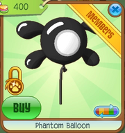Phantomballoon